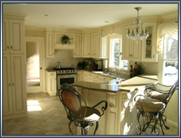 Custom kitchen cabinets in Hudson County NJ-Images