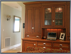 Custom Cabinets livingrooms Hudson County-Image