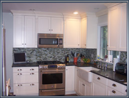 Custom Cabinets replacement in Hudson County NJ-Image